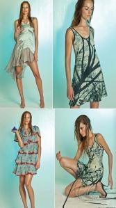 Linda Loudermilk Spring 2011 Collection