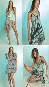 Linda Loudermilk Spring 2011 Collection