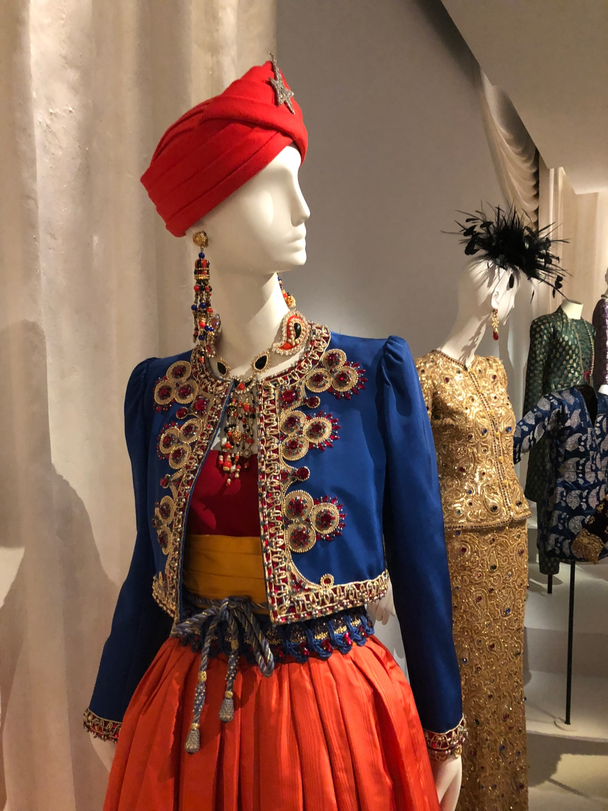YSL:  The MUSEE inPARIS