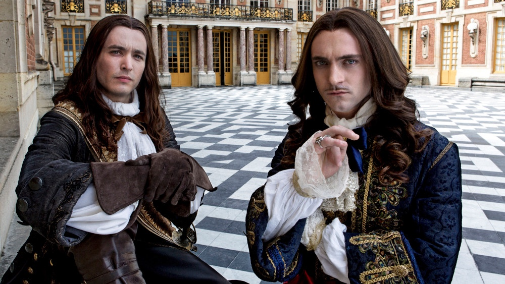 Versailles:  Fashion Trends for the Ages